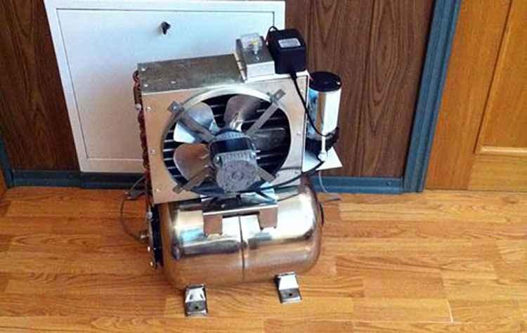 Как сделать систему автономного охлаждения для самогонного аппарата