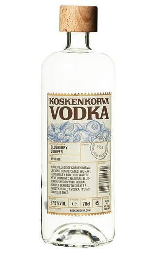 Обзор водки Коскенкорва