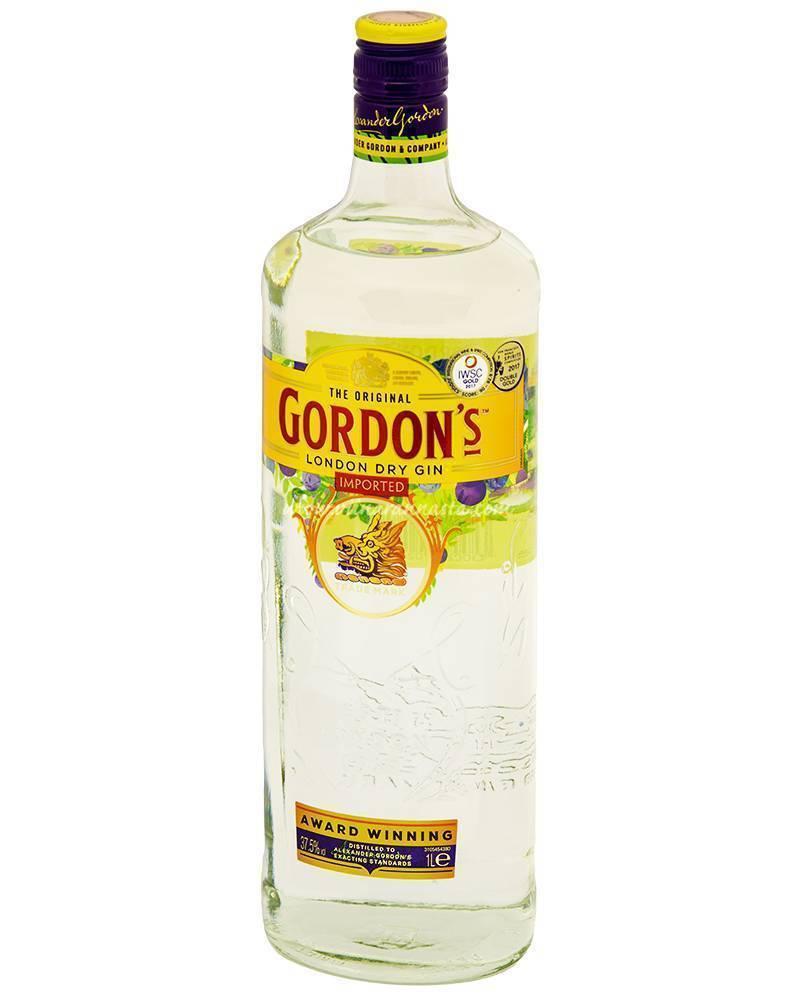 Джин гордонс: особенности вкуса, рекомендации по употреблению | inshaker | яндекс дзен