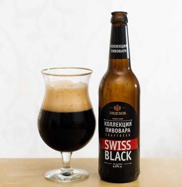 Шоколадное пиво: технология изготовления, марки, с чем пить