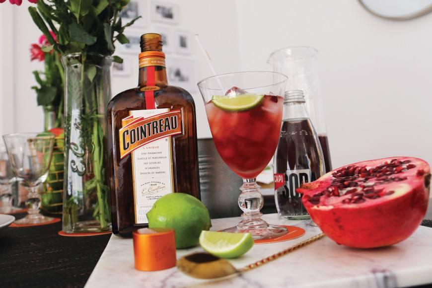 С чем лучше всего пить ликер куантро (cointreau), особенности употребления элитного алкоголя