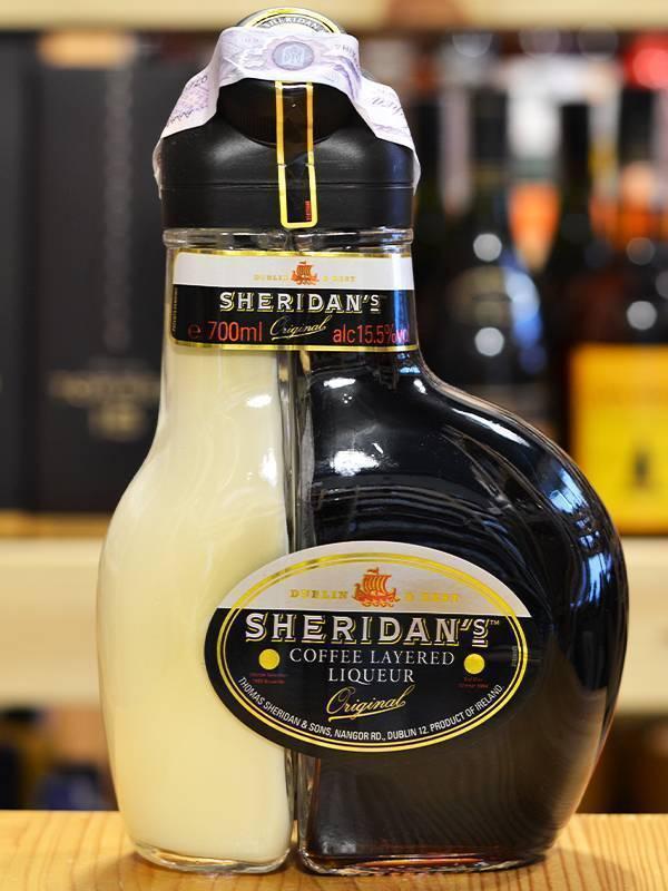Ликер шериданс — как пить и сделать в домашних условиях самому