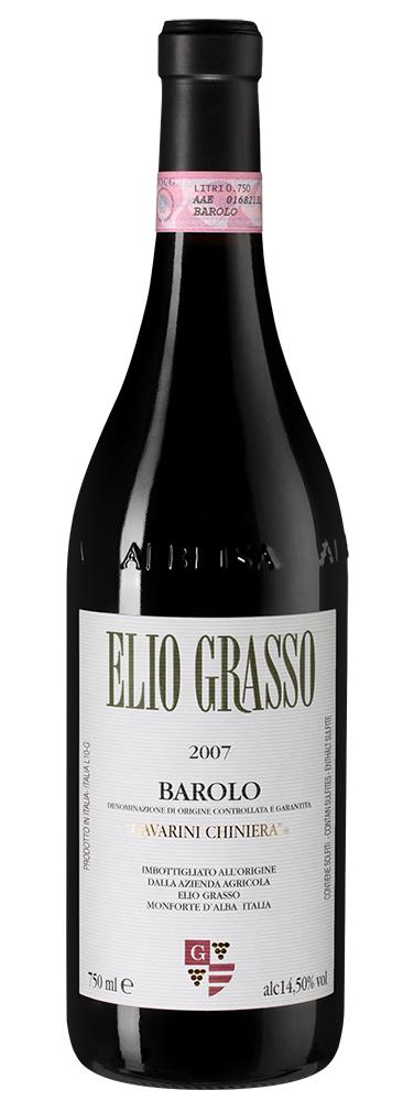 Бароло – знаменитое итальянское красное вино