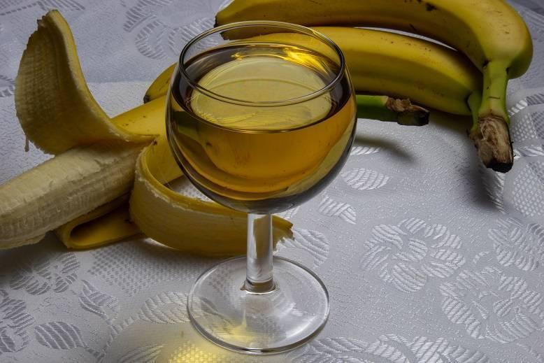 Банановая настойка на самогонеискусство самогоноварения