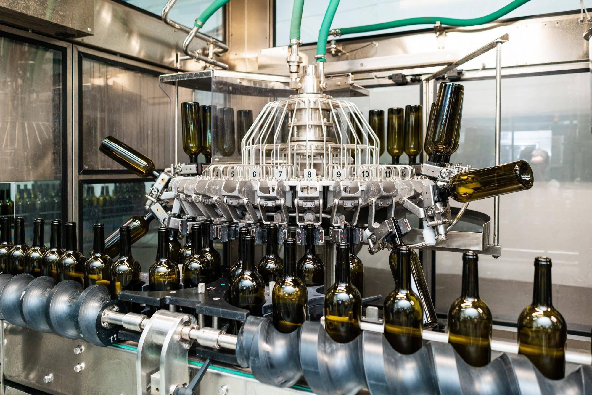 Производство вина по белому способу