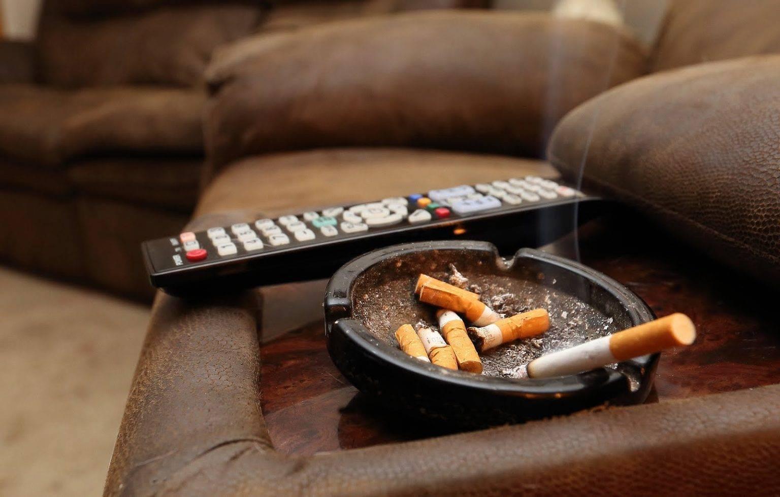 Как избавиться от табачного дыма и запаха в квартире