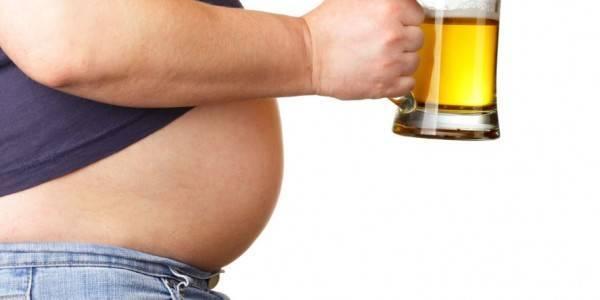 Растет ли живот от пива у женщин