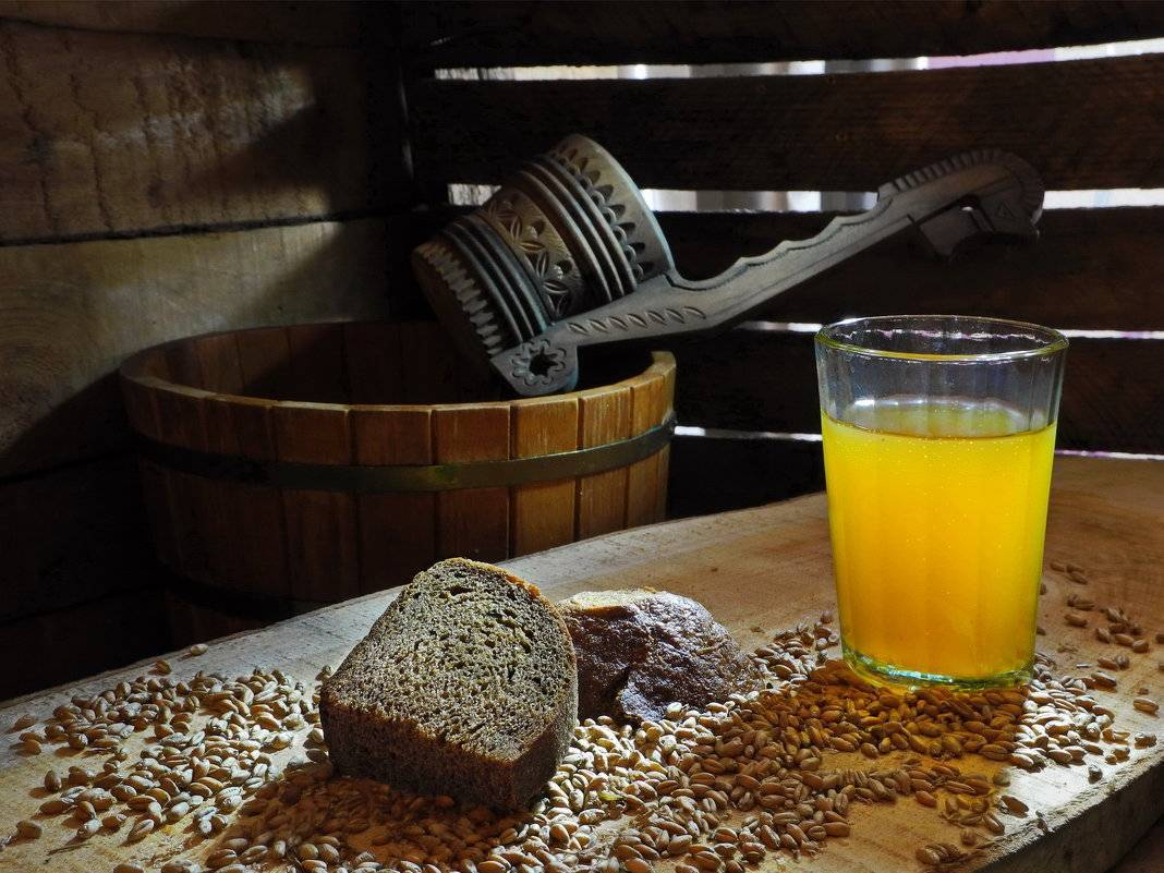 Квас из солода. готовим квас из солода в домашних условиях — подбор зерновой основы и лучшие рецепты