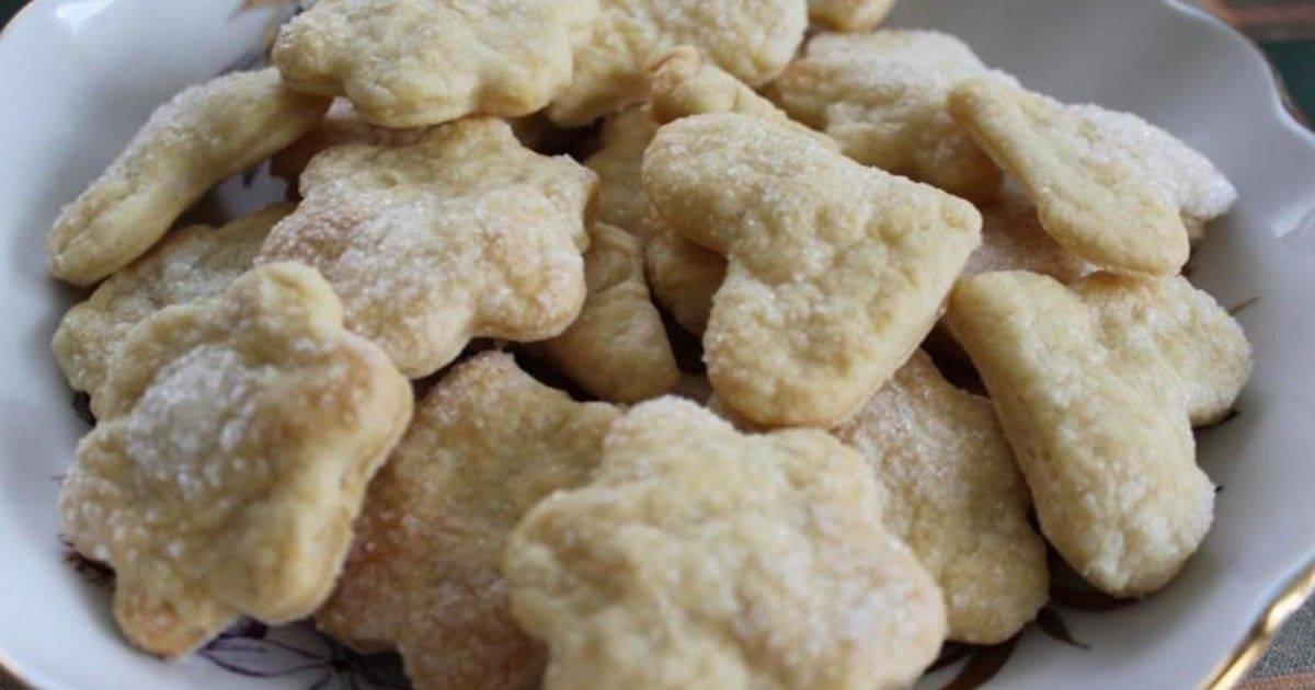 Печенье на пиве по простым рецептам теста с маргарином, сахаром и сыром