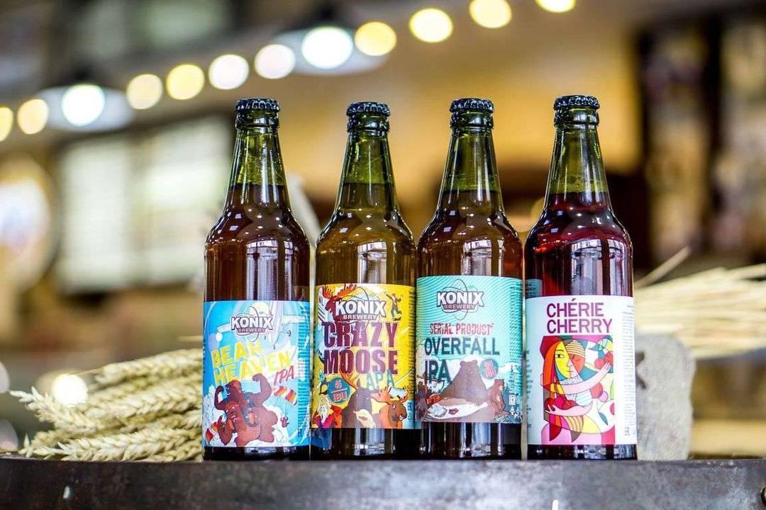 10 самых влиятельных крафтовых пивоварен америки