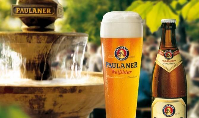 """Пиво """"пауланер"""" (paulaner) - настоящее немецкое качество :: syl.ru"""