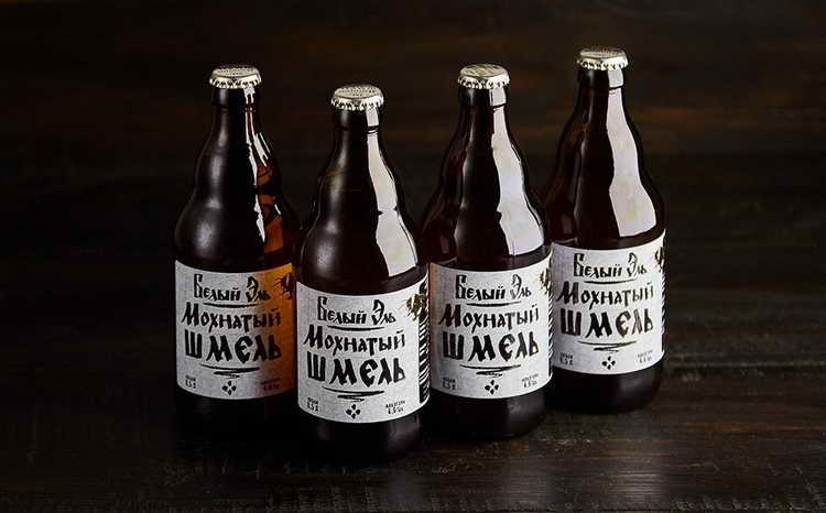 Эль мохнатый шмель: обзор пива, производитель, состав