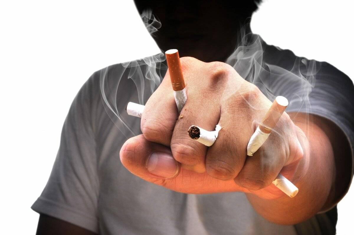 Бросаем курить в домашних условиях быстро