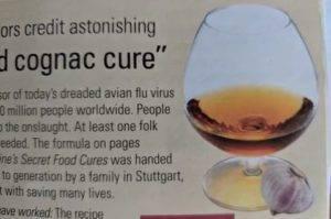 Можно ли вылечить простуду коньяком – лечение алкоголем