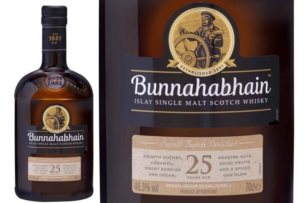 Bunnahabhain (буннахавэн)