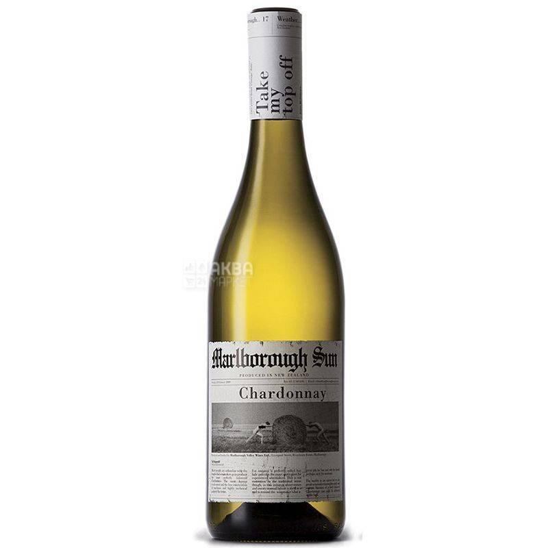 Шардоне (chardonnay) вино трех времен года
