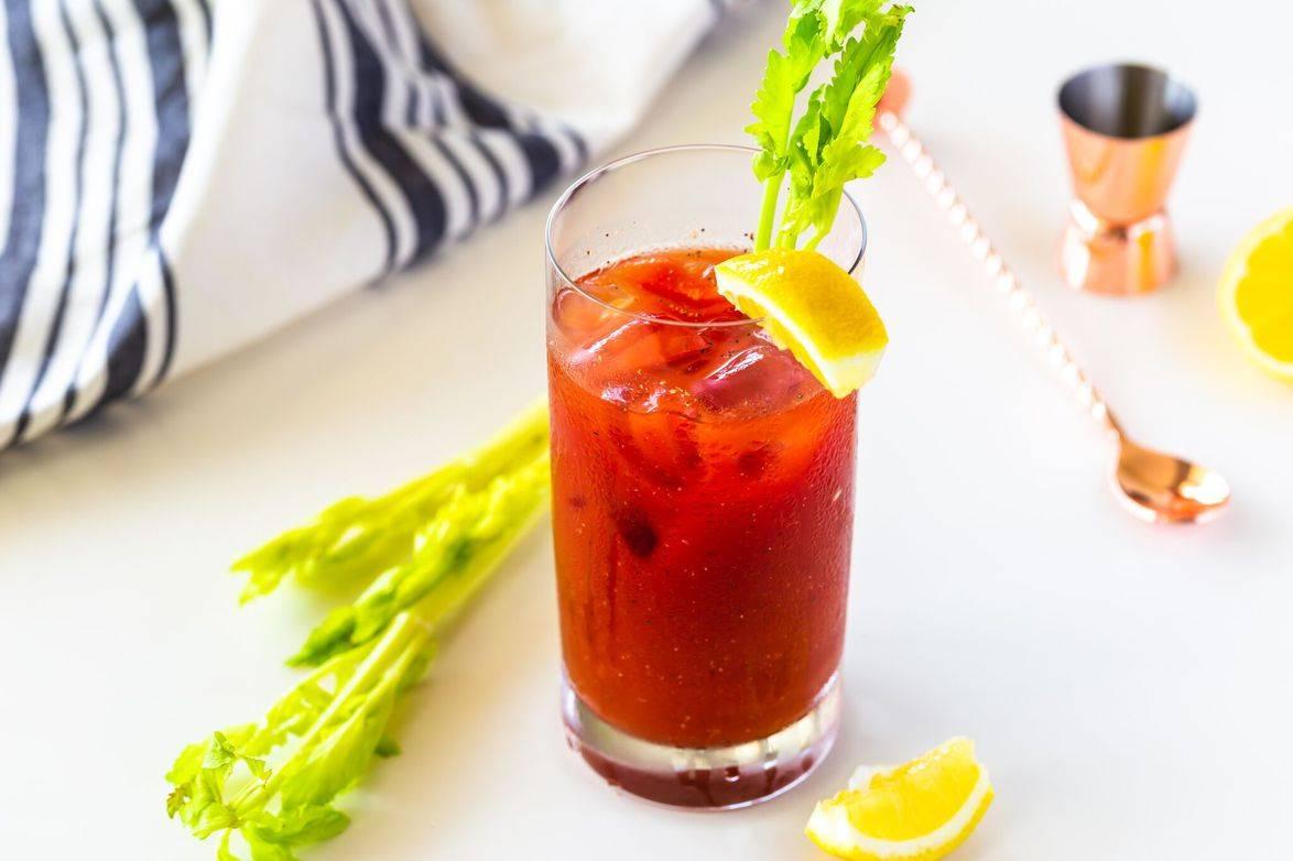 Рецепт коктейля кровавая мэри в домашних условиях | bezprivychek.ru
