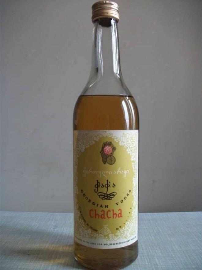 Что такое чача и как пить этот грузинский напиток?