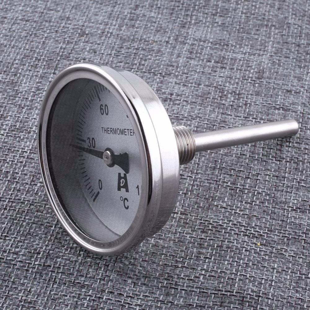 Термометр для самогонного аппарата: виды и использование