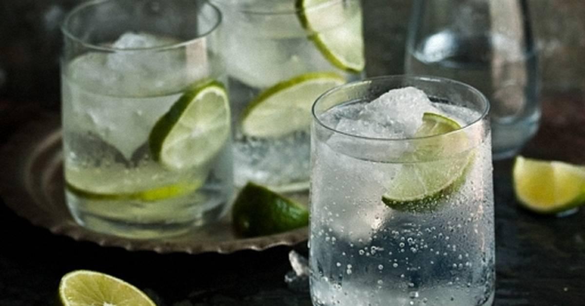 Коктейль «джин тоник» — проще и лучше, видимо, не бывает