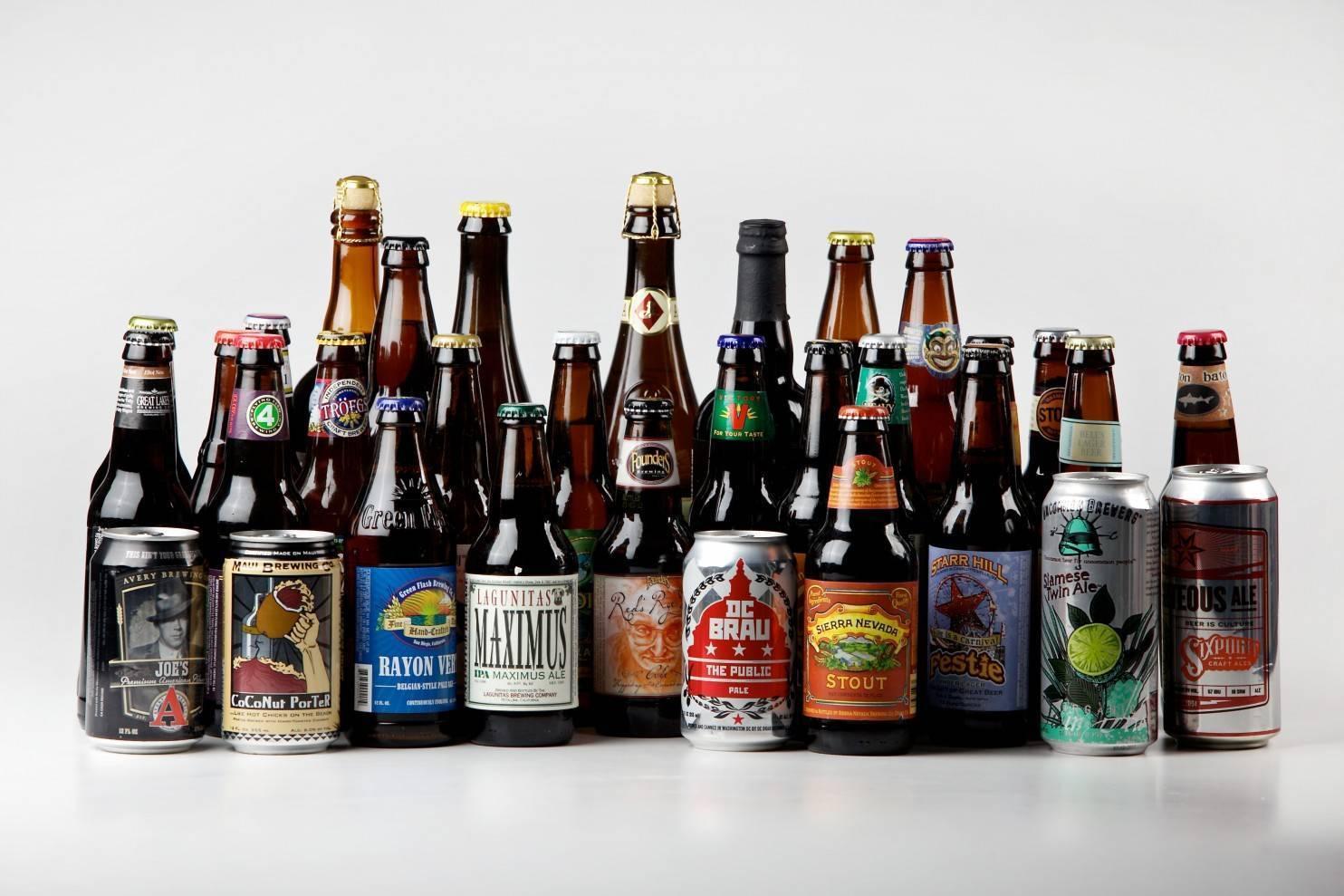 Крафтовое пиво: определение, становление, эволюция