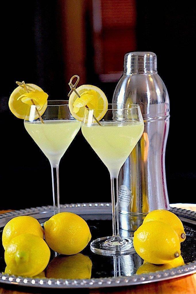 Популярные коктейли с лимончелло, топ 7 лучших коктейлей