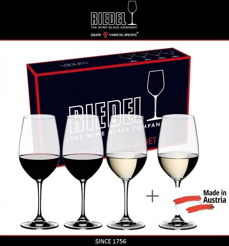 Бокалы для красного и белого вина: как правильно выбрать винные фужеры