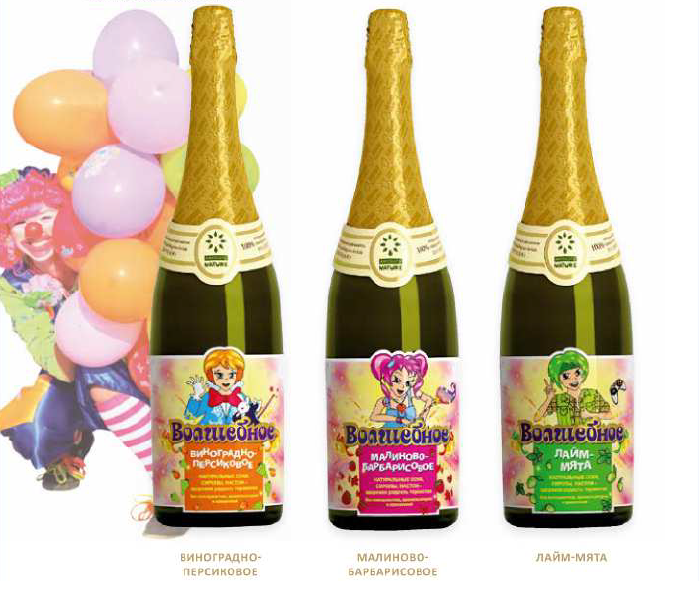 Какое шампанское купить: 5 примет хорошего шампанского