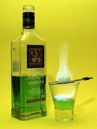 Способы пить абсент. культура питья абсента: как и с чем правильно пить