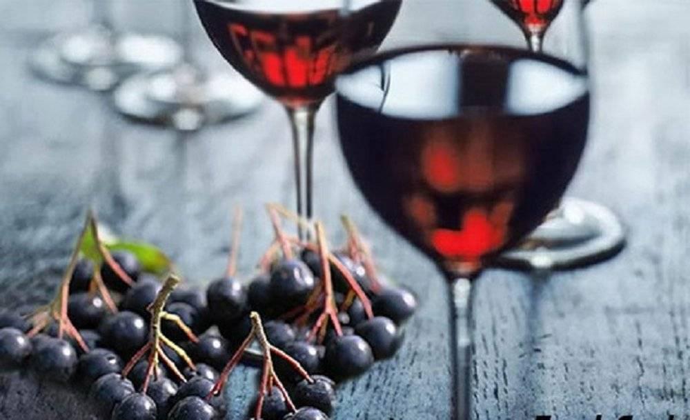 Домашнее вино из черноплодной рябины – пошаговый рецепт с фото, как его сделать без дрожжей