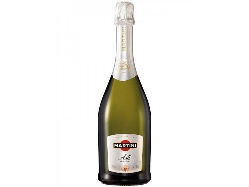 Вино игристое кальдирола асти 7.5% 0.75 италия docg