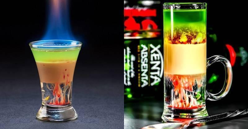 Миксология наоборот: 17 (стремных) алкогольных коктейлей нашей молодости