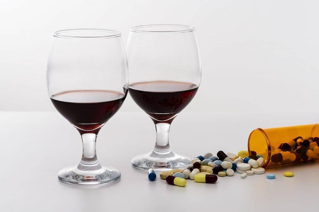Совместимы ли эссенциале форте и алкоголь