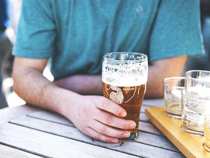 Пиво при простатите — простатит