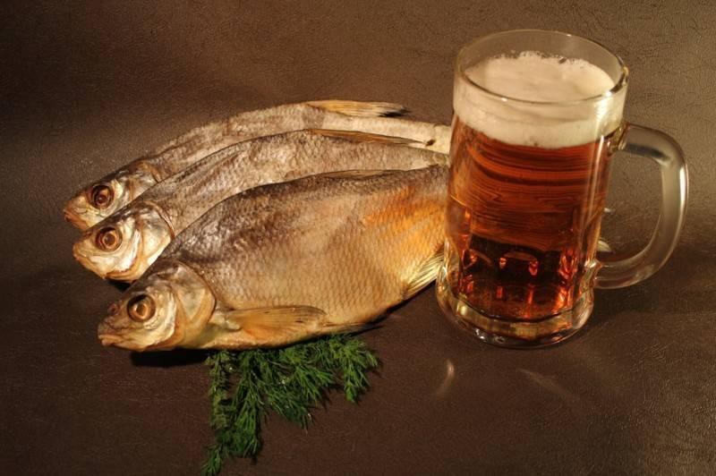 Какая рыба хорошо подходит к пиву
