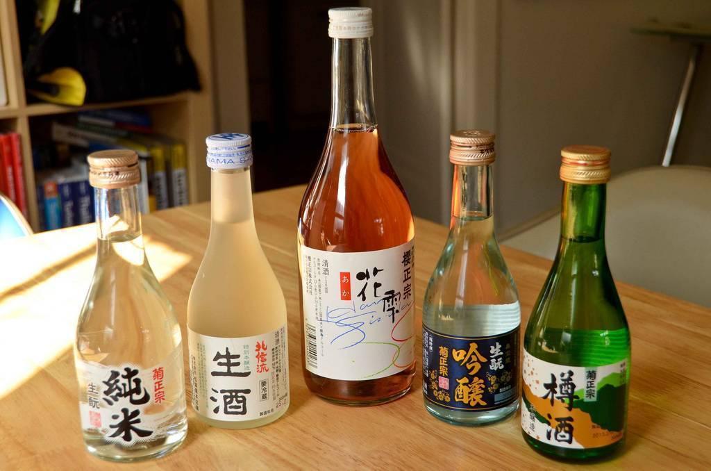 Рисовая водка (саке)