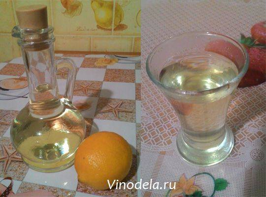 Приготовление лимонной наливки на водке – как правильно пить – med-pochtoi.ru