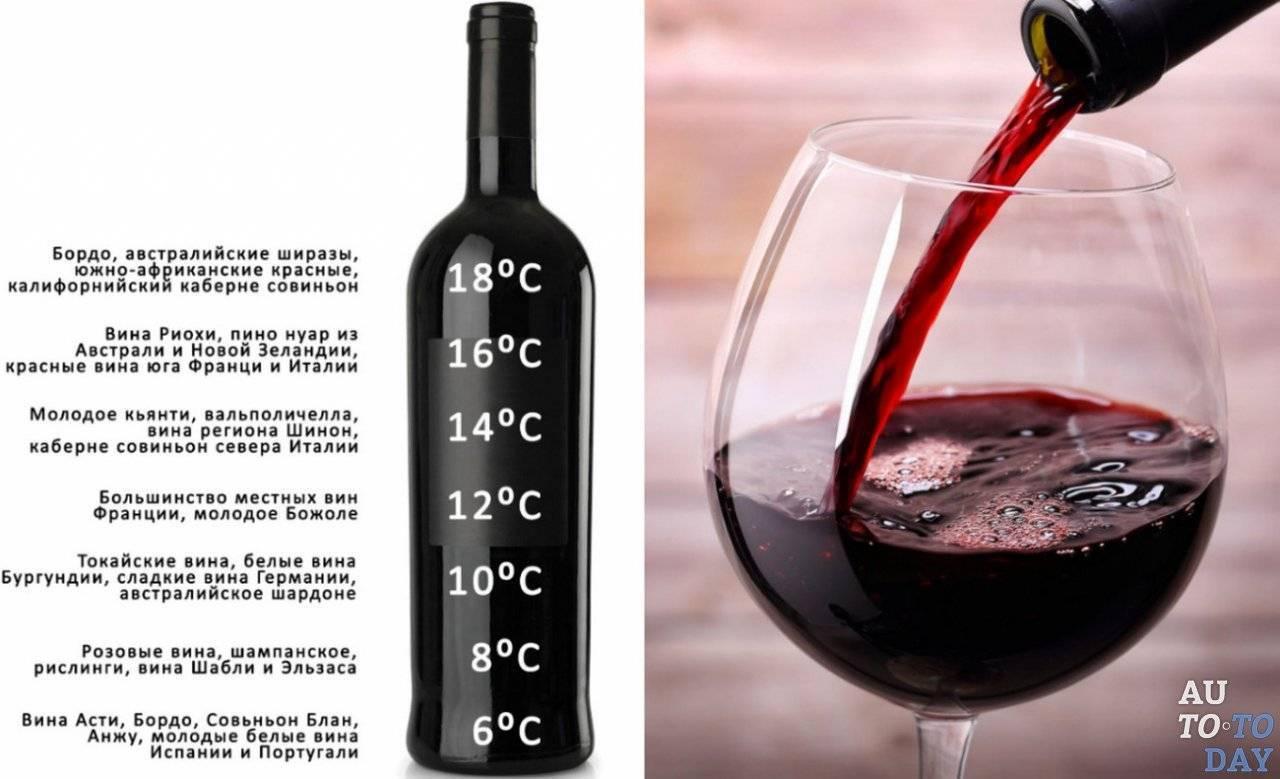 В чем заключается вред и польза красного сухого вина