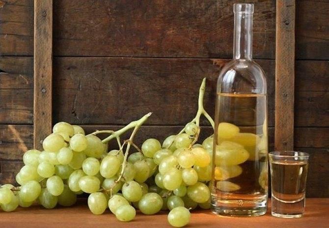 Настойка из винограда в домашних условиях – это не вино! рецепты ароматных и ярких настоек из винограда в домашних условиях