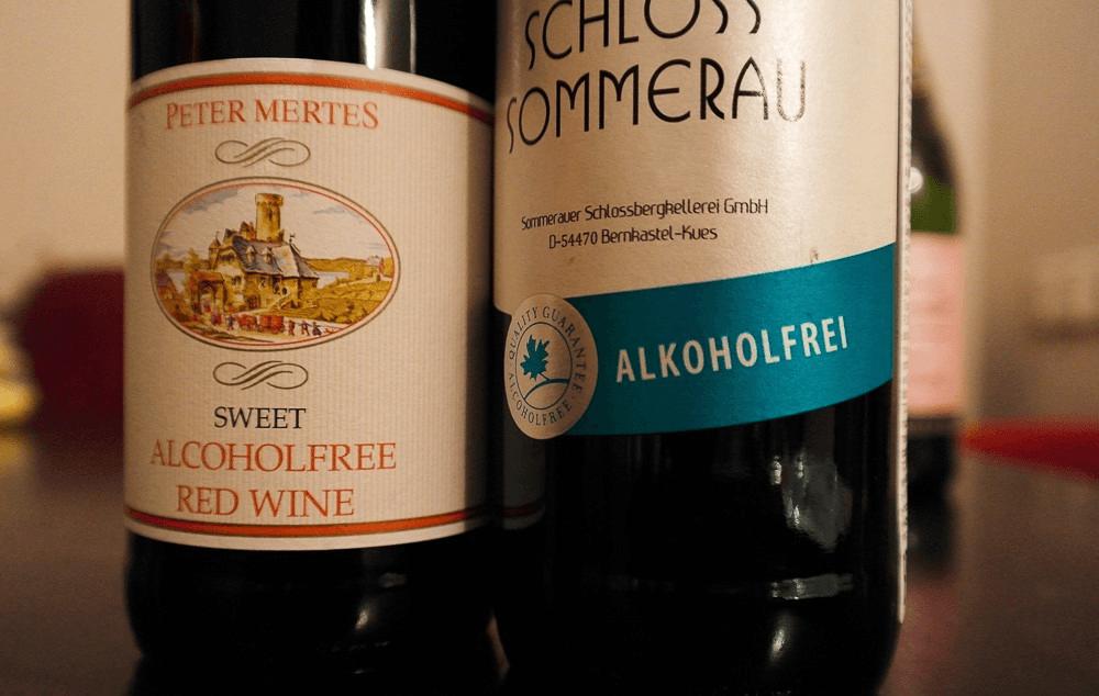 Безалкогольное вино польза и вред