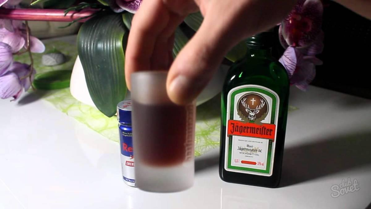 С чем лучше пить легендарный ликер егермейстер