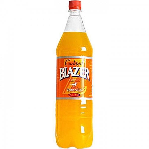 Сколько градусов в блейзере и сколько алкоголя в вlazer - головная боль