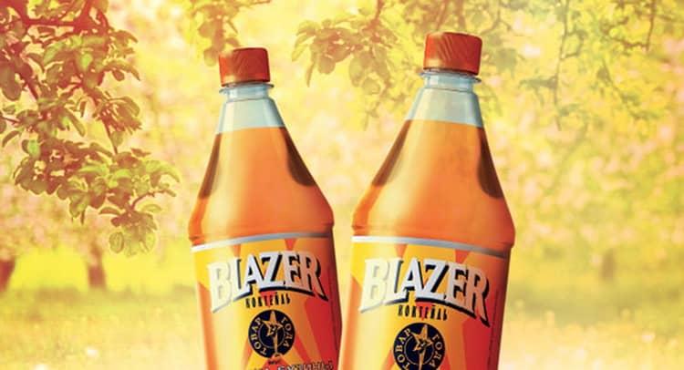 Алкогольный напиток блейзер: сколько градусов