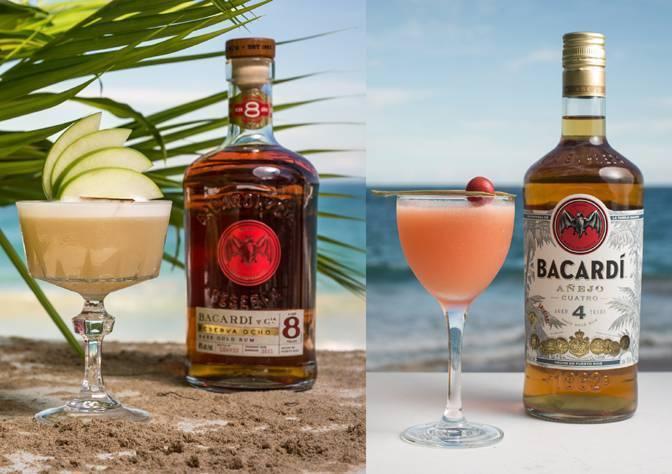 С чем пьют бакарди: история напитка, его разновидности, а также рецепты коктейлей на основе знаменитого рома