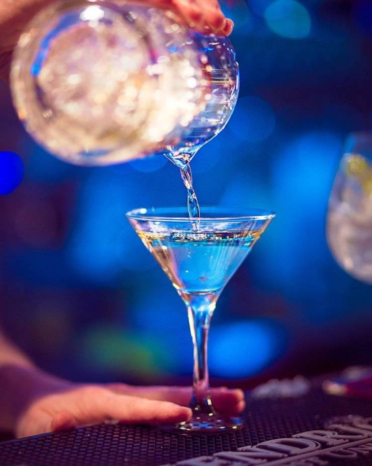 Коктейли с шампанским: 22 игристых рецепта | koktejli.ru