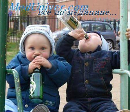 Передается ли алкоголизм генетически | азбука воспитания