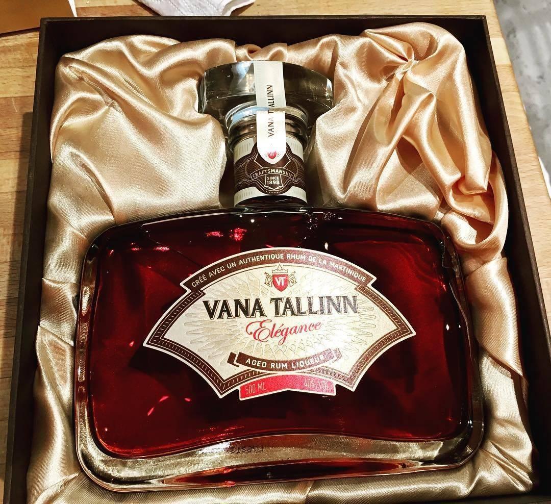 Что скрывает старый таллин? все секреты рецепта ликёра «vana tallinn» | застолье-онлайн