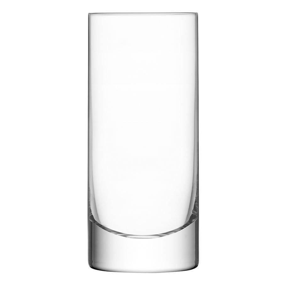 Когда коктейльный бокал хайбол стал популярен: особенности выбора