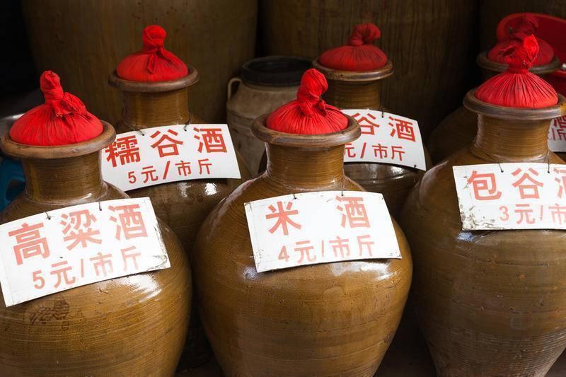 Китайская водка: как называется рисовая, кокосовая, хлебная водка в китае, марки, из чего делают, как правильно пить