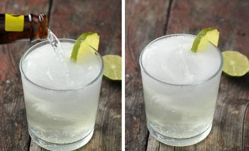 Как приготовить коктейль джин тоник в домашних условиях